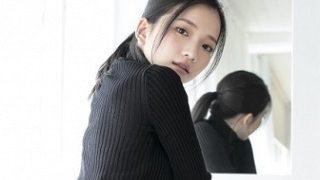 【画像】ウエスト48cm注目女優・南りほが初水着